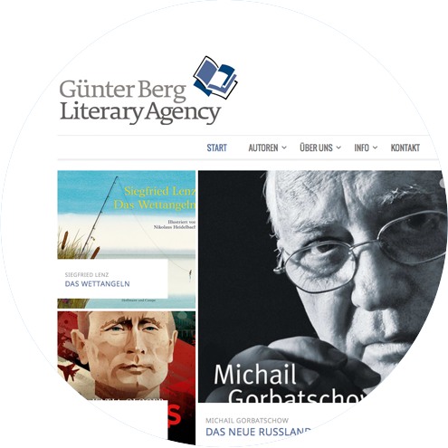 Günter Berg Webdesign